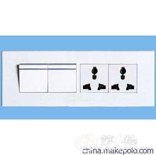 dz47系列小型断路器,换气扇,浴霸系列,拖线板,节能灯电线等上海松日