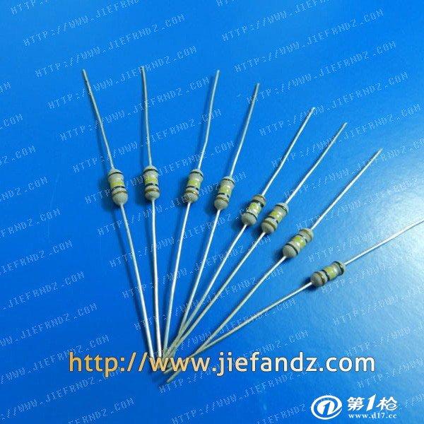 5% 外形:圆柱形 熔断电阻:熔断电阻 种类:熔断 营销方式:厂家直销