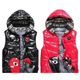 2012潮款 马甲外套