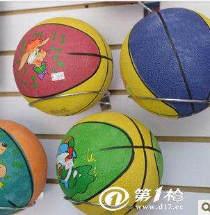 高品质幼儿童3号篮球 拍拍皮球 橡胶球 幼儿园