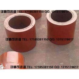 水泥行业灰浆水输送用陶瓷复合管
