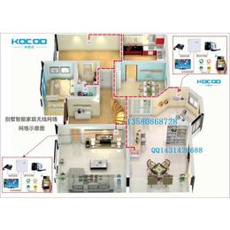 家庭别墅无线wifi网络覆盖总体方案