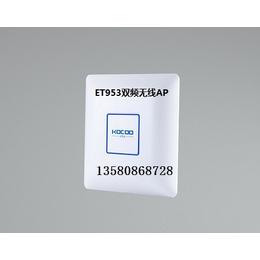 ET953双频AP搭建无线覆盖上网