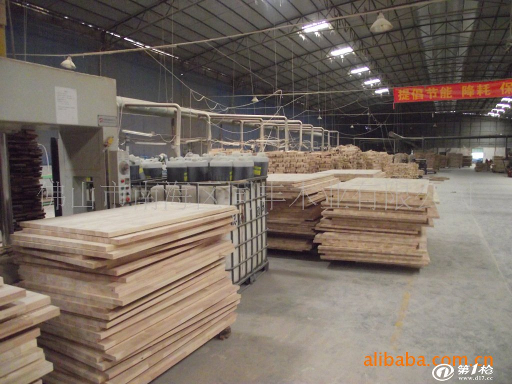 批发泰国橡胶木拼接板