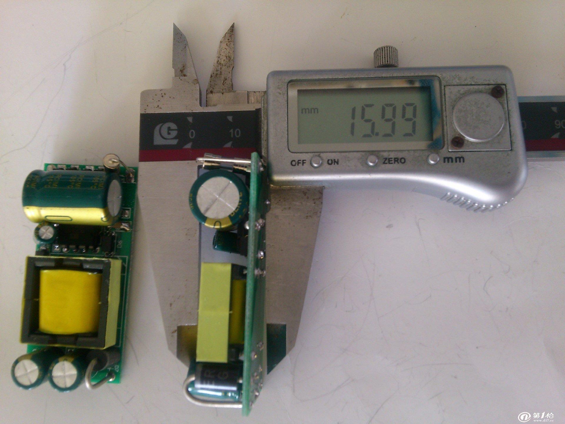 高品质12-18x1w led恒流驱动电源,内置隔离led球泡天花灯驱动