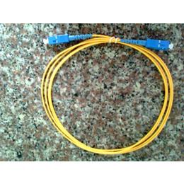 SC光纤跳线-单模 多模-尾纤图片