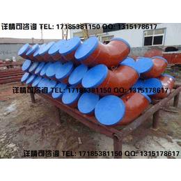 冶金行业松散物料输送用陶瓷复合管