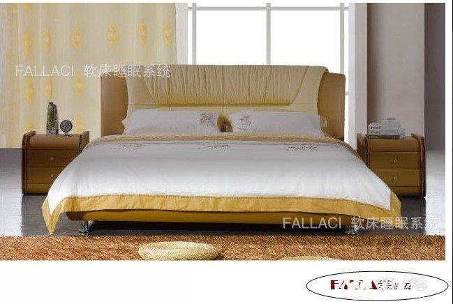 供应太子床,真皮床,欧式韩式软床,品质保证.