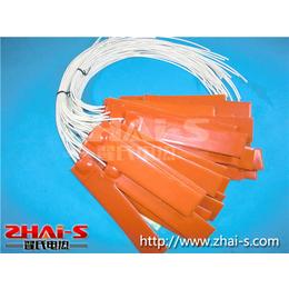 供应工业用1.5mm硅胶发热带