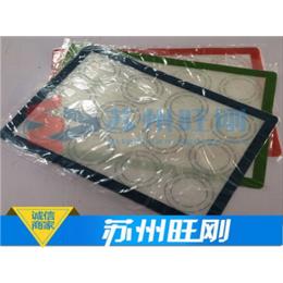 苏州旺刚硅胶不沾垫价格 DIY烘焙马卡龙烤垫销售公司
