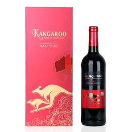供应澳大利亚原装进口葡萄酒皇家袋鼠-西拉