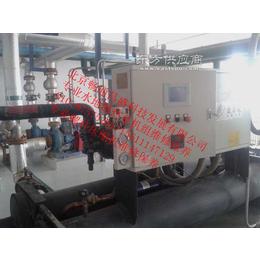 北京贝莱特空调螺杆式机组进水维修