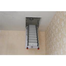 扶居阁楼梯(图),阁楼伸缩楼梯,吕梁伸缩楼梯