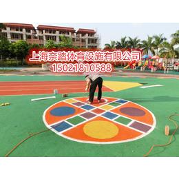 连云港塑胶地坪施工维护