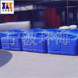 厂家直销推布车方桶 广口大方桶 耐酸碱周转箱