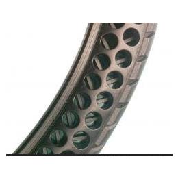 供应耐动免充气轮胎24*1-3/8 520X