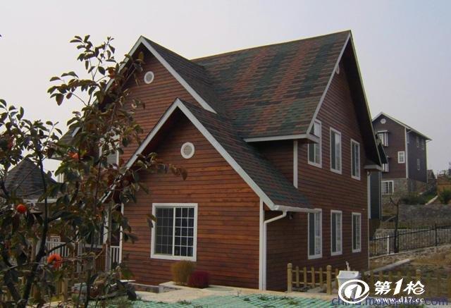 古建筑木材,木亭,木屋.