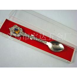 供应金属合金汤勺工艺品 款式新颖 欢迎客户定制