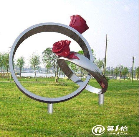 玻璃钢雕塑 园林景观雕塑