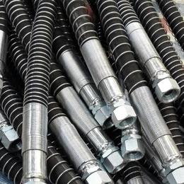 供应河南洛阳高压钢丝缠绕胶管高压钢丝编织胶管