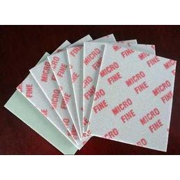厂家直销五金打磨海棉砂纸手机壳打磨海绵砂纸 可代替3M海绵砂纸