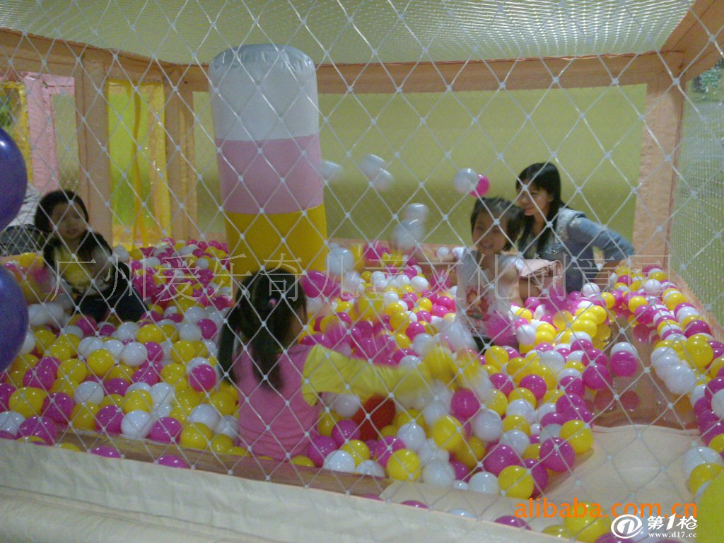 儿童乐园加盟 幼儿游乐设施 海洋球池 淘气堡 组合滑梯