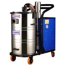 滨州工业吸尘器GJ80B大功率工业吸尘器青岛川亿机电
