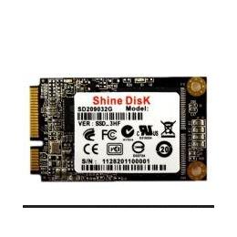 云储 SSD 固态硬盘 Shinedisk 32G M300 MSATA 另有64G 128G
