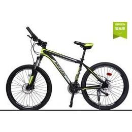 moon 山地车自行车26寸减震21速双油刹变速车禧玛诺后拨骑行装备
