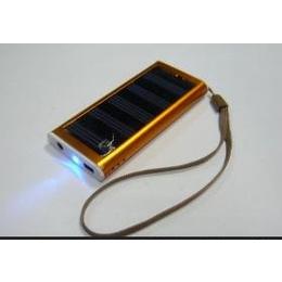 厂家直销002太阳能<em>手机充电器</em>/多功能<em>应急</em>充电器