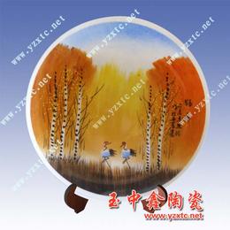 景德镇纪念盘陶瓷纪念盘定做厂家
