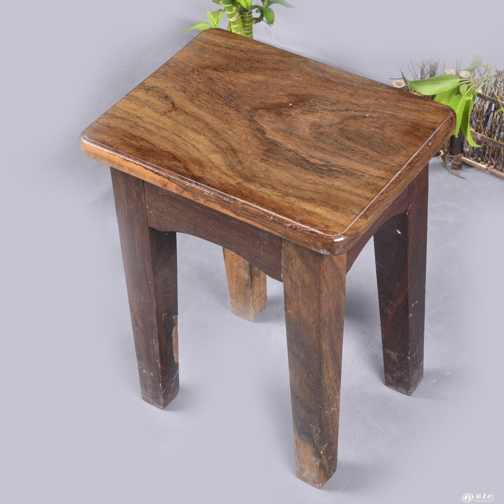 厂家直销 实木方凳子 精美中式古典凳子 优质木凳子批发