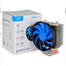 九州风神 玄冰300 cpu散热器 CPU风扇智能版