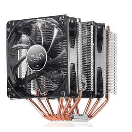 九州风神大霜塔标准版CPU散热器