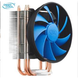 九州风神 cpu散热器电脑风扇台式机