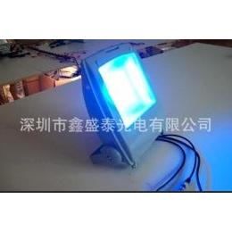 LED泛光灯/亮化工程50W RGB DMX IR RF 同步可选 高品质
