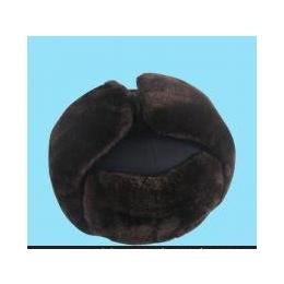 衡水开元防寒安全帽, 仿羊剪绒防寒安全帽