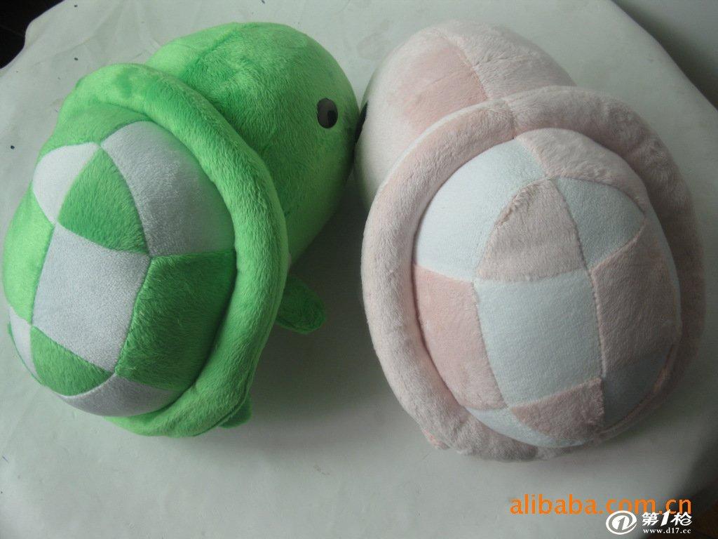 海洋生物 毛绒玩具 海龟