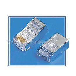 CAT5E水晶头,屏蔽水晶头,网络水晶头,C5E