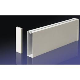 广东铝方通直销厂家  -- U型铝方通 -型材铝方通-铝园管