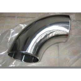 国标304不锈钢装饰弯头外径76X2.0mm多少钱一个