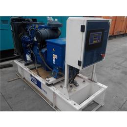 35kw二手进口劳斯莱斯小型柴油发电机组出售