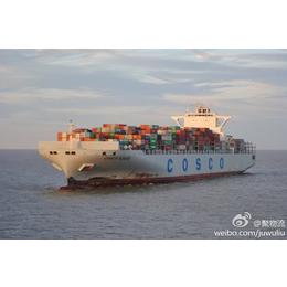 厦门海沧到烟台集装箱门到门海运运输