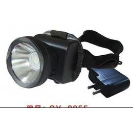 厂家生产锂电LED头灯SX-0055 使用寿命长 方便 邵欣矿灯