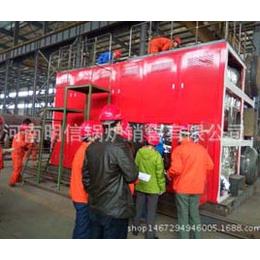 SZS型双锅筒膜式壁燃气蒸汽锅炉