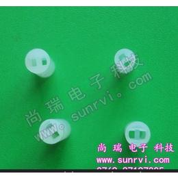 供应5mmLED灯座灯柱 LED间隔柱 方孔LED隔离柱增高柱 绝缘垫