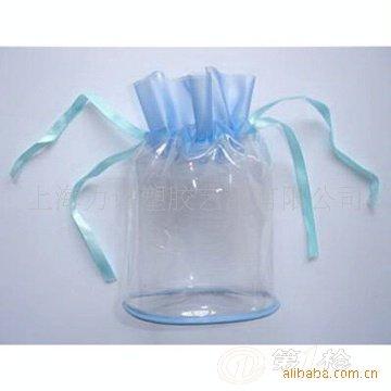 pvc手提促销袋,礼品包装袋.时尚圆筒包