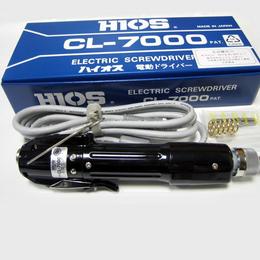 中国代理特价批发日本HIOS电动螺丝刀CL-7000