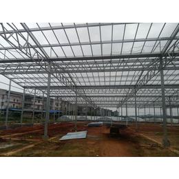 河南洛阳阳光板花卉温室大棚养殖大棚造