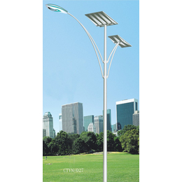 兰州太阳能路灯厂家供应